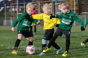 puppillen voetbal